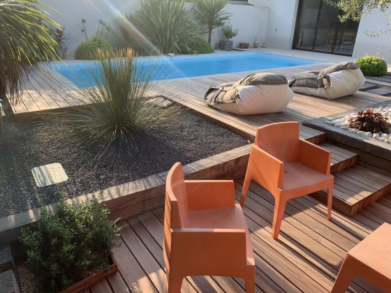 creation de terrasse piscine sur mesure