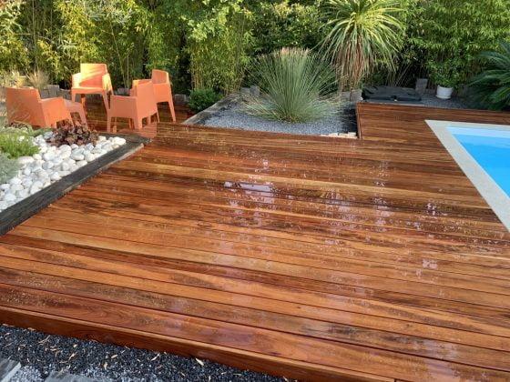 terrasse en bois sur mesure st maximin